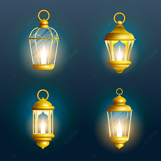 ramadan lantern isolated arabic decoration lamp greeting muslim religion png and vector with transparent background for free download ramadan lantern isolated arabic