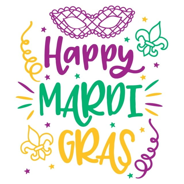 Happy Mardi Gras Traditional Mardi Gras Shirts 2020 Fleurty Girl