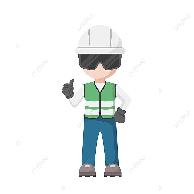 Desenho Vetorial De Equipamento De Protecao Individual Para Seguranca E Saude No Trabalho Ocupacao Protecao Profissional Imagem Png E Vetor Para Download Gratuito
