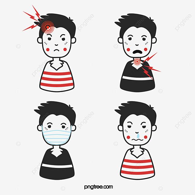 Dolor de cabeza en niños con fiebre