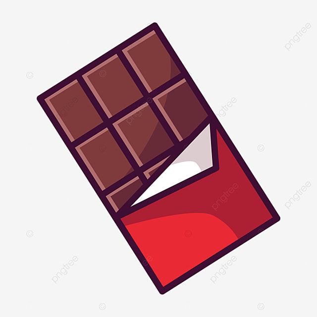 Bar Of Chocolate Icon Design Bar Clipart Chocolate Bar Of Chocolate Png And Vector With Transparent Background For Free Download