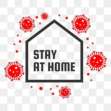 остаться дома символом для самоизоляции иллюстрации, домашние иконки, значки символов, на иконках PNG ресурс рисунок и векторное изображение