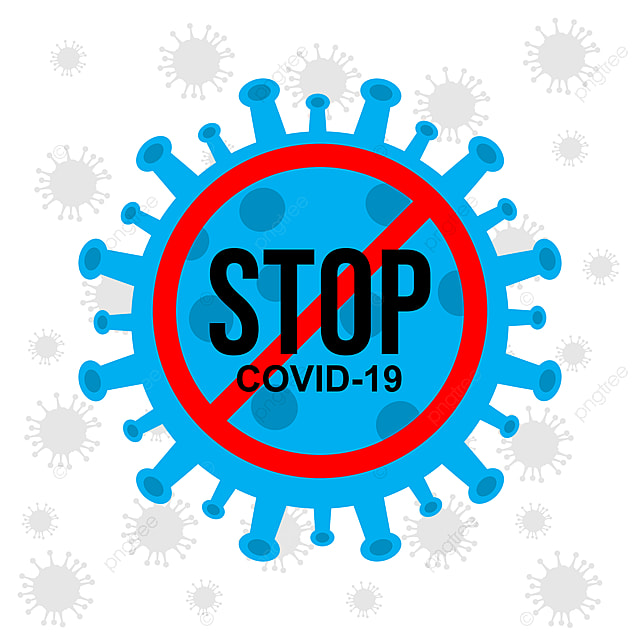 Stop Covid Corona Virus Stop Icons Illustration Coronavirus Png And Vector With Transparent Background For Free Download