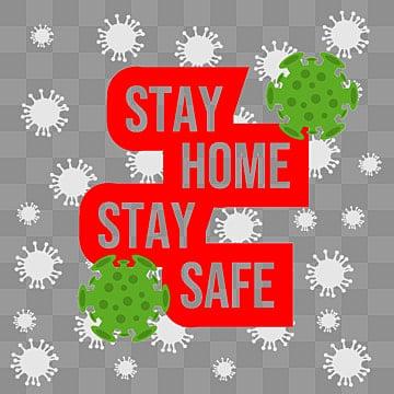 оставаться дома оставаться в безопасности от corona virussafe icons, внимание клипарт, безопасные значки, Iconse PNG ресурс рисунок и векторное изображение