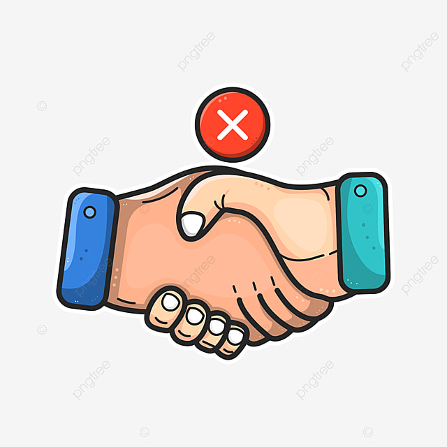 No Handshake Icon Design Illustration No Handshake No Handshake Icon No Handshake Design Png And Vector With Transparent Background For Free Download Large collections of hd transparent hand shake png images for free download. no handshake icon design illustration