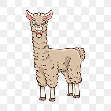 Cute Llama Png Images Vector And Psd Files Free Download On Pngtree