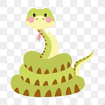 Free Download Cartoon Snakes Png Clipart Snakes Clip - Snake Clipart Png  Transparent Png (#5616995) - PinClipart