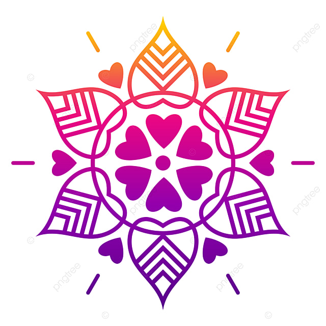 Download Mandala Love Concept, Mandala, Love, Young PNG and Vector with Transparent Background for Free ...