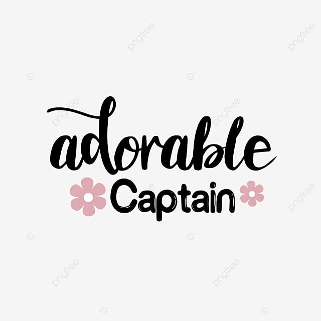 Svg Hand Drawn Captain Cute Black English Alphabet Font Design Illustration Font Effect Eps For Free Download