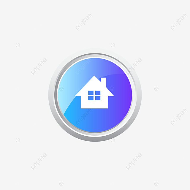 glossy home button icon web marketing internet png and vector with transparent background for free download glossy home button icon web marketing