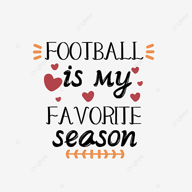 Svg Football Makes Life Better English Black Hand Drawn Love Illustration Font Effect Eps For Free Download