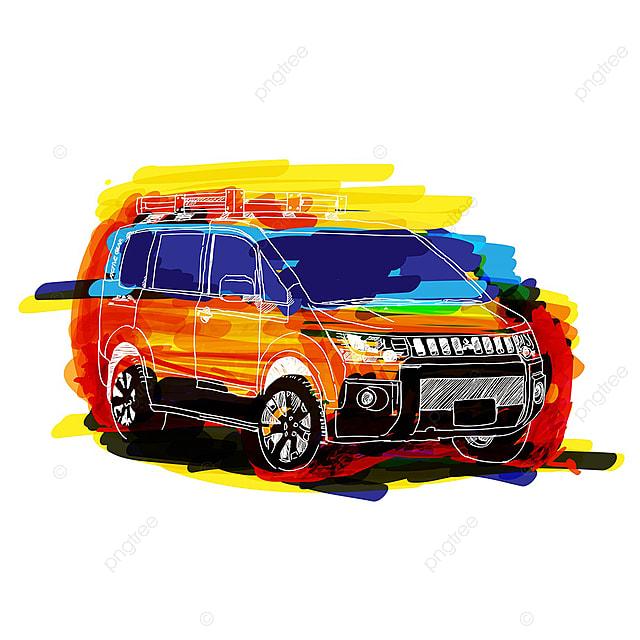 delica melukis dalam seni digital delica mobil truk png dan vektor dengan latar belakang transparan untuk unduh gratis delica melukis dalam seni digital