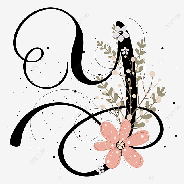 الأبجدية حرف Y مع الحلي والزهور حروف اليد حرف ذ رسالة الأبجدية Png والمتجهات للتحميل مجانا