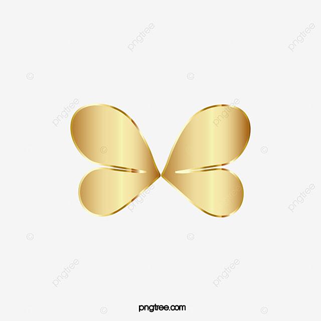 فراشة ذهبية تحلق ذهبي الفراشة الذهبية رحلة الفراشة Png والمتجهات للتحميل مجانا