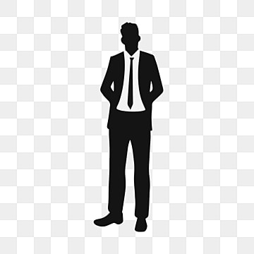 Man Silhouette Standing Png Vector Psd And Clipart With Transparent Background For Free Download Pngtree