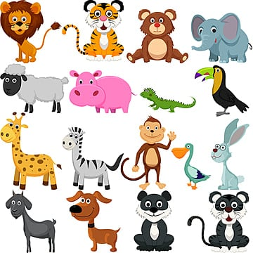 Animal Clipart Download Free Transparent Png Format Clipart Images On Pngtree