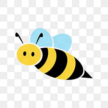 Cartoon Bee Png Images Vector And Psd Files Free Download On Pngtree