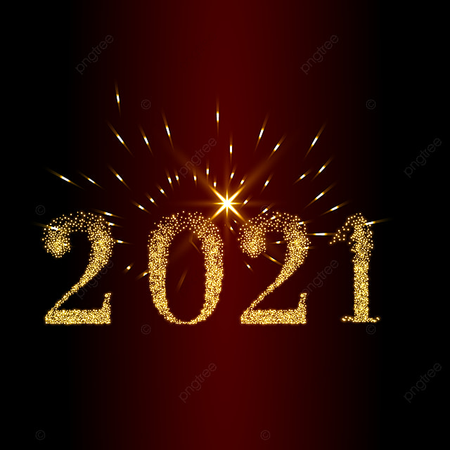 golden color happy new year 2021 design 2021 happynewyear design png and vector with transparent background for free download golden color happy new year 2021 design