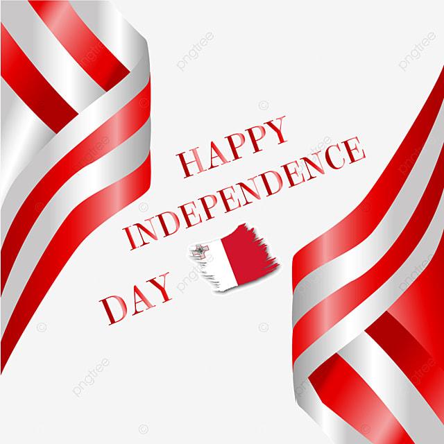 Gambar Unsur Bendera Nasional Pita Merah Dan Putih Hari Kemerdekaan Perayaan Raikan Png Dan Vektor Untuk Muat Turun Percuma