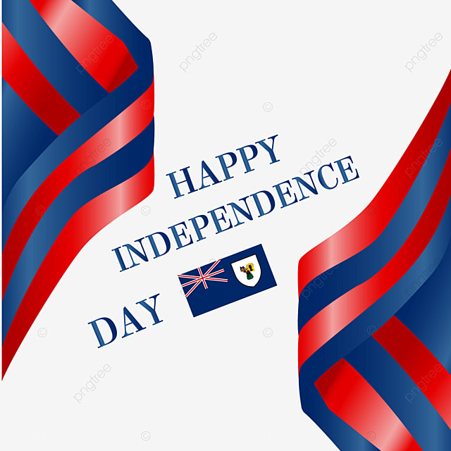 ribbon turks and caicos islands independence day