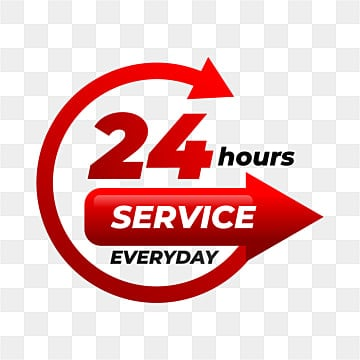24 hours service png images vector and psd files free download on pngtree https pngtree com freepng red glowing 24 hour service label design 5501263 html