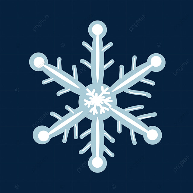 Svg Cute Snowflake Elements Snowflake Clipart Svg Snowflake Png And Vector With Transparent Background For Free Download