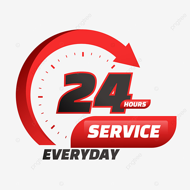 24 hours delivery service arrow