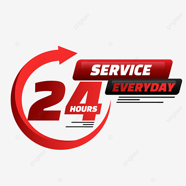 red arrow 24 hours delivery service