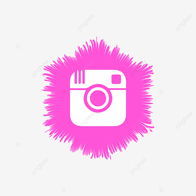 Instagram Pink Icon Vector Instagram Icon Logo Pink Png And Vector With Transparent Background For Free Download