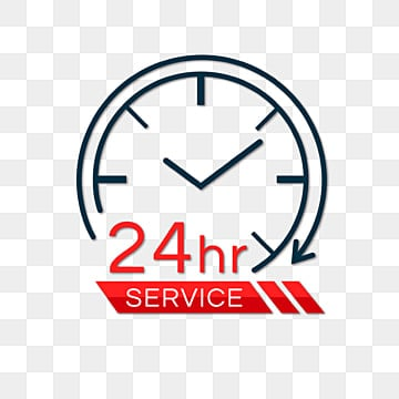 24 hours service png images vector and psd files free download on pngtree https pngtree com freepng simple 24 hour service icon 5525672 html