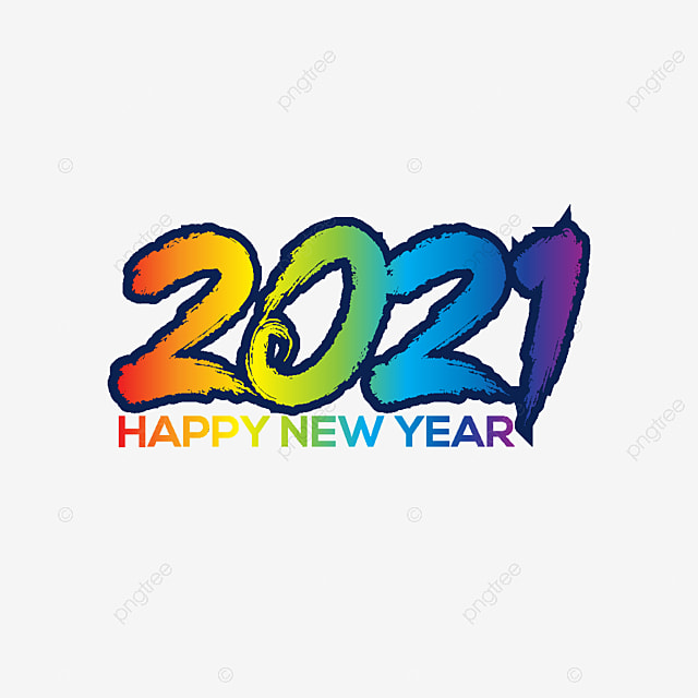 Chiristian Christmas 2021 Colorful Happy New Year 2021 Design Business Christian Christmas Png And Vector With Transparent Background For Free Download