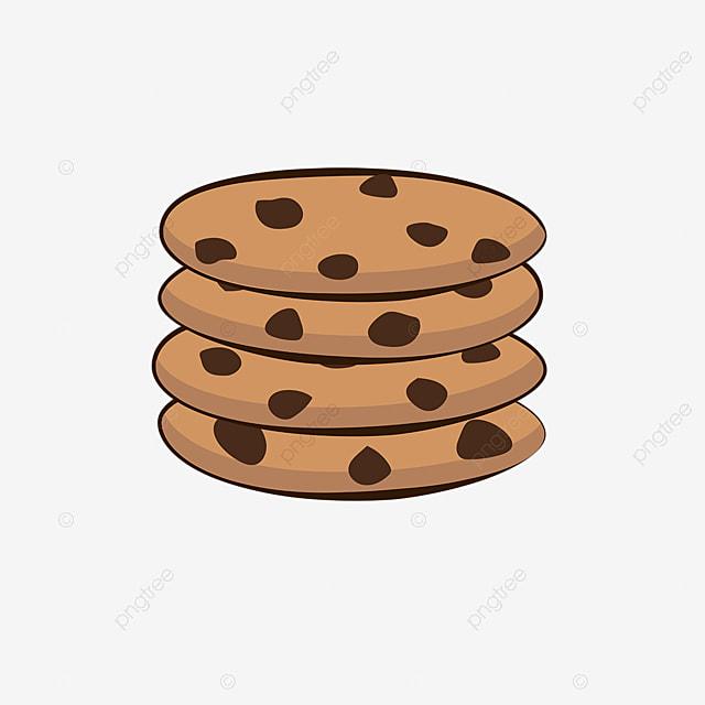 Cartoon Transparent Background Cookie Png