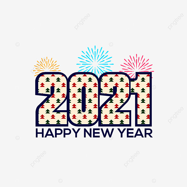 Happy New Year 2021 Vector Design 3d Christmas Decors Png And Vector With Transparent Background For Free Download