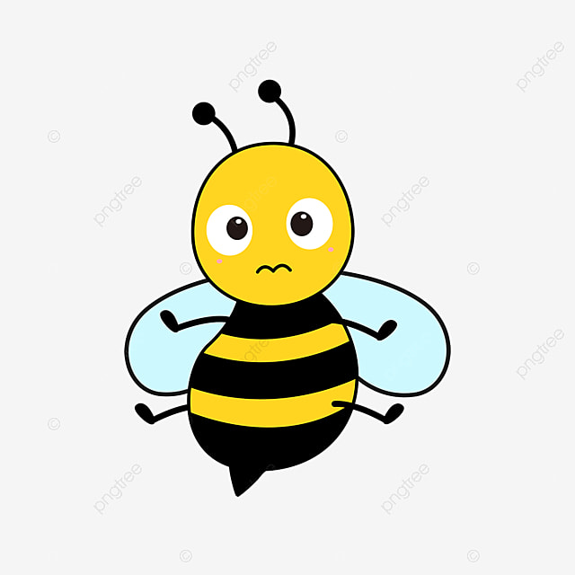 Bumble Bee Bee Clipart - Free Transparent PNG Clipart Images Download