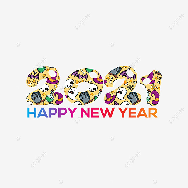 Vector Happy New Year 2021 3d Background Ball Png And Vector With Transparent Background For Free Download