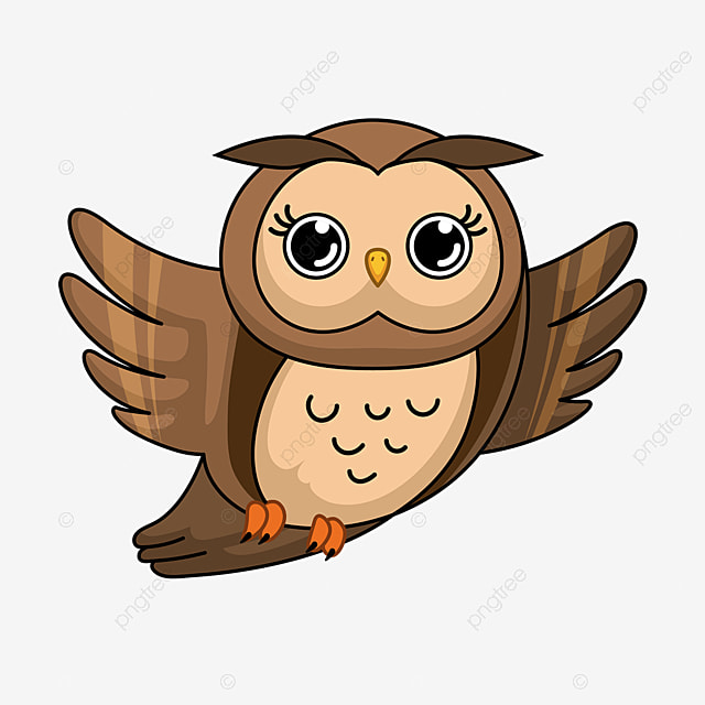 Owl Clipart Flying Owl Clipart, Owl, Clip Art, Fly PNG and Vector with  Transparent Background for Free Download