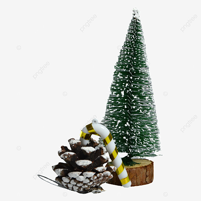 Green Christmas Tree And Christmas Nuts On Wooden Stakes Timber Pile Christmas Tree Festival Png Transparent Image And Clipart For Free Download