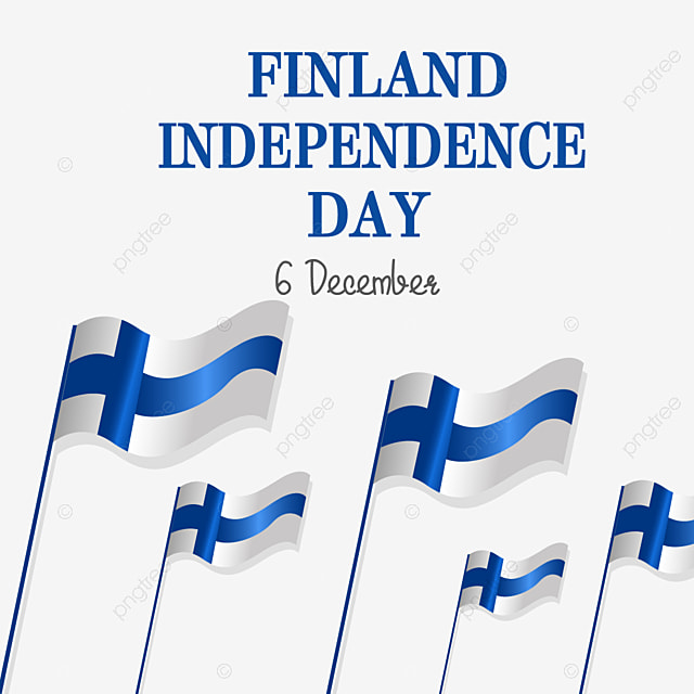 happy independence day in finland