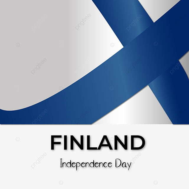 simple finnish national independence day