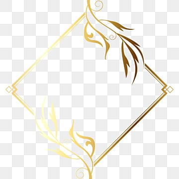 Golden Frame Png Images Vector And Psd Files Free Download On Pngtree