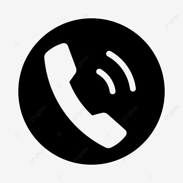 Icono De Teléfono En Círculo Sólido, Silueta, Pantalla Tactil, Monitor PNG  y Vector para Descargar Gratis   Pngtree