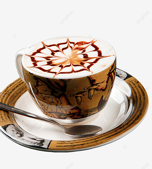 Latte Food Coffee Drink Png Transparent Image And Clipart For Free Download