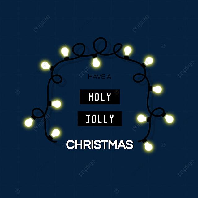 christmas blessing light effect