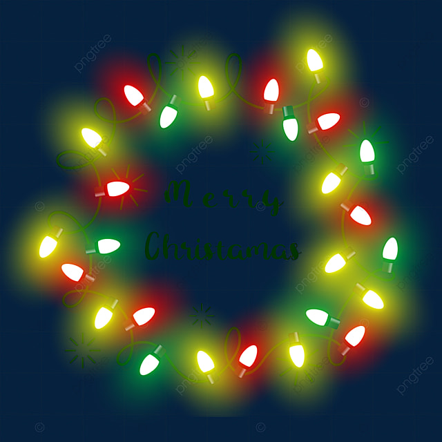 merry christmas 2021 light effects