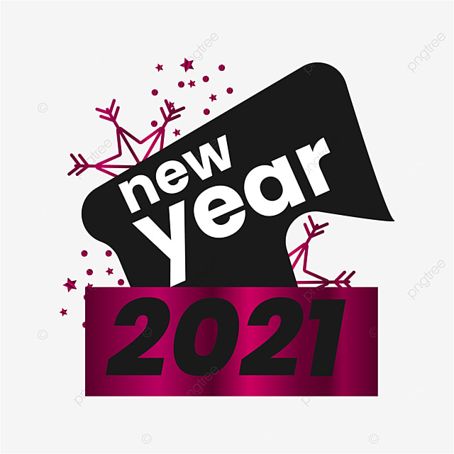 Closed For Christmas 2021 Purple Ornements Pics Happy New Year 2021 With Purple Color And Ornament Snow Card Celebration Christmas Png And Vector With Transparent Background For Free Download