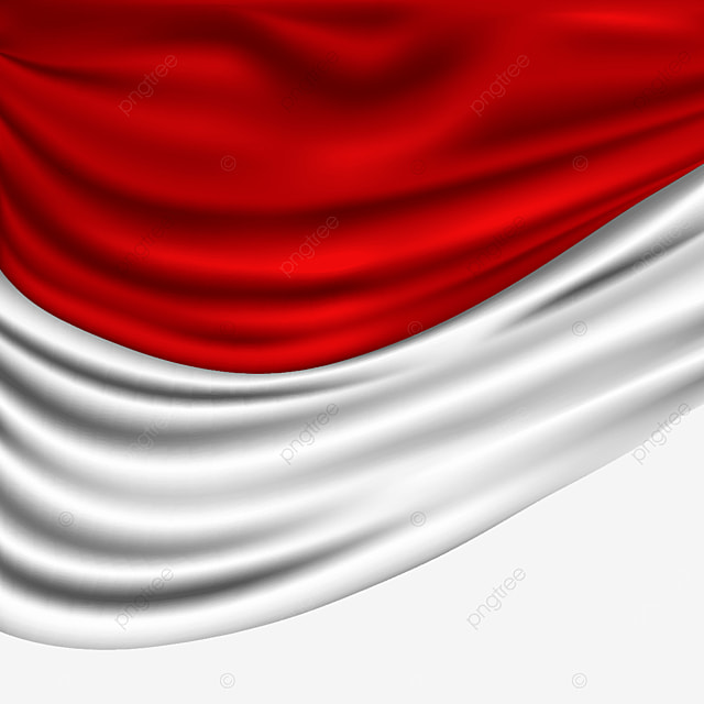 Merah Putih Flag Png, Vector, PSD, And Clipart With