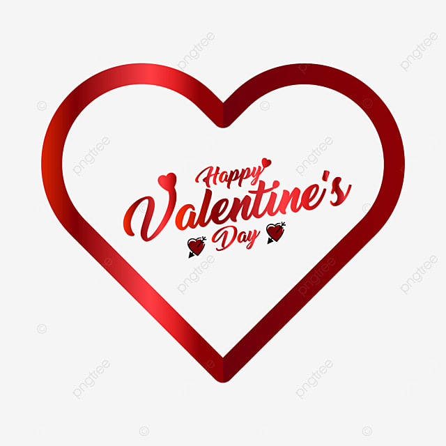 Happy Valentines Day 2021 Happy Valentines Day Valentine Day Wishes For Everyone Png And Vector With Transparent Background For Free Download