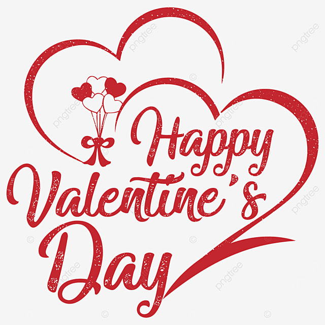 Happy Valentines Day 2021 Vector Png File Valentines Gift For Girls Valentine Day Card Kids Love Is Cards Png And Vector With Transparent Background For Free Download