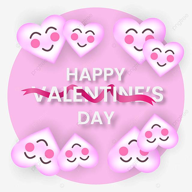 Gambar Selamat Hari Valentine Teks Ucapan Dengan Pita Dan Ornamen Cinta Lucu Png Vektor Latar Belakang Transparan Romantis Cinta Hari Png Dan Vektor Dengan Latar Belakang Transparan Untuk Unduh Gratis