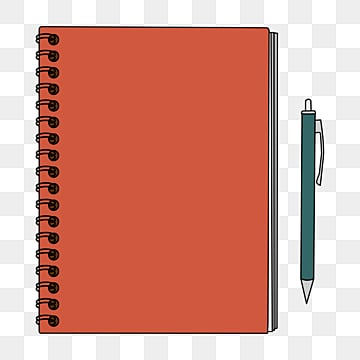 Notebook Clipart Png Images Vector And Psd Files Free Download On Pngtree
